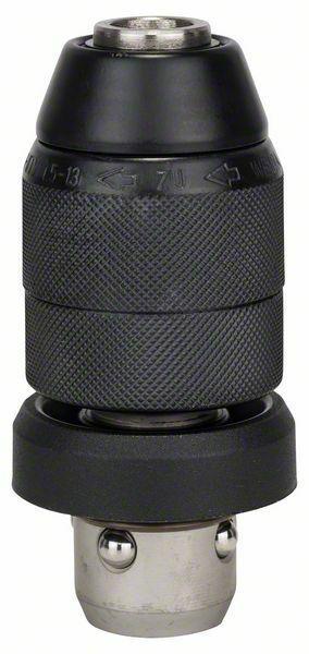 Rychloupínací sklíčidlo s adaptérem - 1,5-13 mm, SDS-plus - 3165140336925