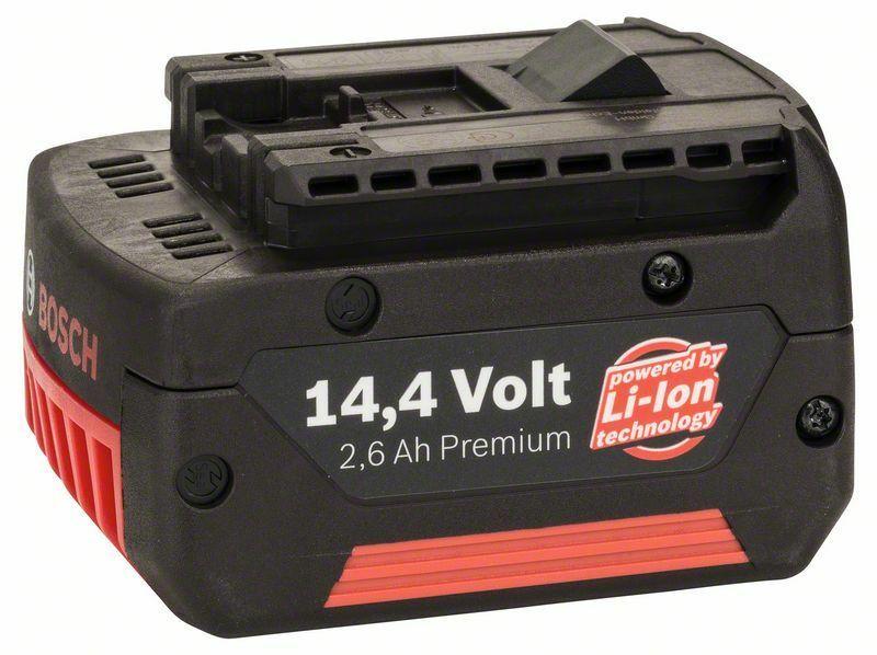 Zásuvný akumulátor 14,4 V - HD, 2,6 Ah, Li Ion - 3165140480888
