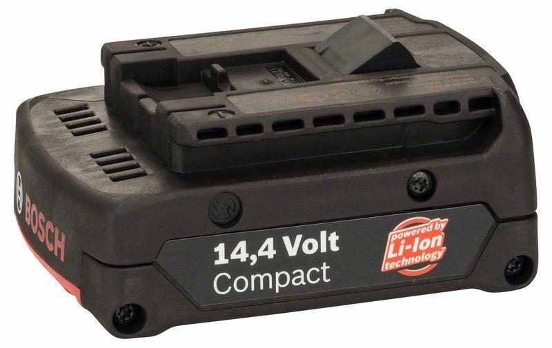 Zásuvný akumulátor 14,4 V - SD, 1,3 Ah, Li Ion