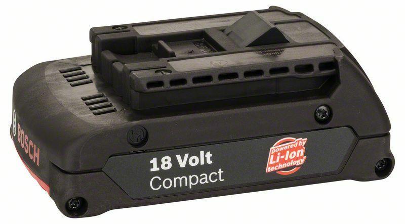 Zásuvný akumulátor 18 V - SD, 1,3 Ah, Li Ion - 3165140522977