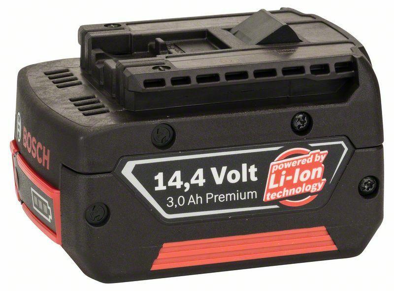 Zásuvný akumulátor 14,4 V - HD, 3 Ah, Li Ion - 3165140546164