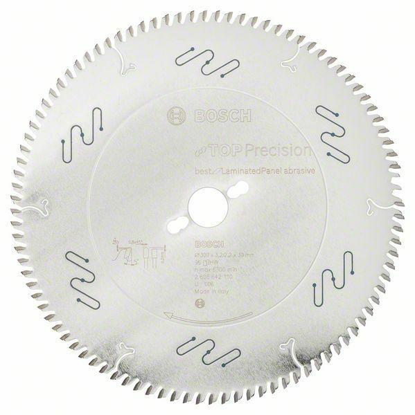 Pilový kotouč do okružních pil Top Precision Best for Laminated Panel Abrasive - 300 x 30