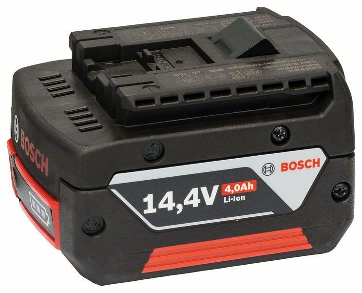 Zásuvný akumulátor GBA 14,4V 4,0Ah M-C; HD, 4,0 Ah, Li Ion - 3165140770576