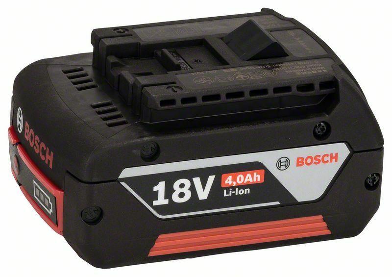 Zásuvný akumulátor GBA 18V 4,0Ah M-C; HD, 4,0 Ah, Li Ion - 3165140770583