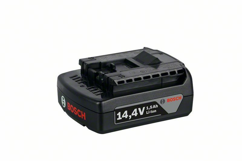 Zásuvný akumulátor GBA 14,4V 1,5Ah M-A; SD, 1,5 Ah, Li Ion - 3165140801270
