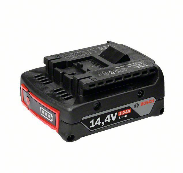Zásuvný akumulátor GBA 14,4V 2,0Ah M-B; SD, 2,0 Ah, Li Ion - 3165140801287