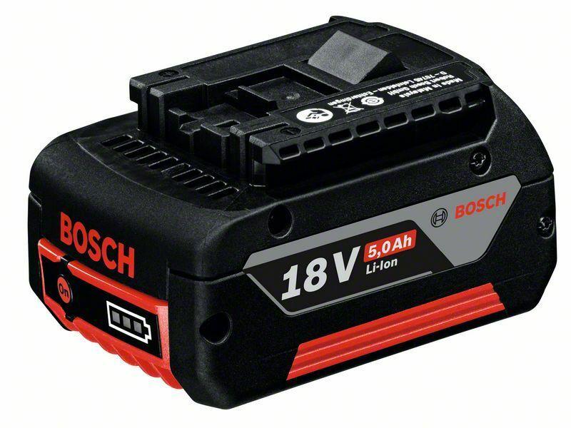 Zásuvný akumulátor GBA 18V 5,0Ah M-C; HD, 5,0 Ah, Li Ion - 3165140801300