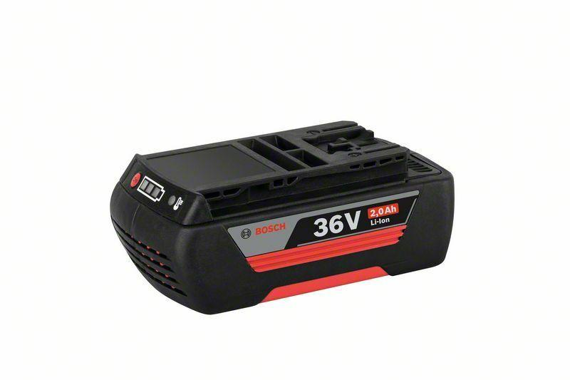 Zásuvný akumulátor GBA 36V 2,0Ah H-B; SD, 2,0 Ah, Li Ion - 3165140801317