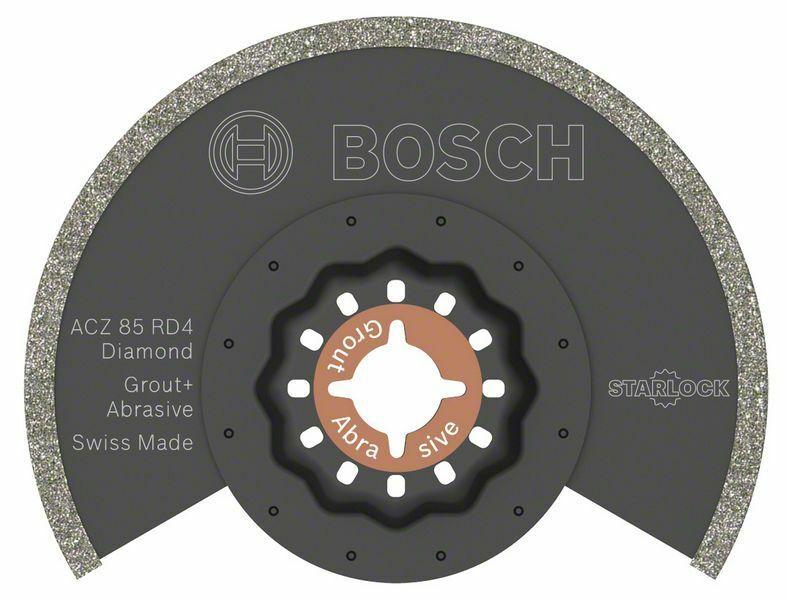 Segmentový pilový kotouč s diamantovými zrny ACZ 85 RD4 - 85 mm - 3165140832977