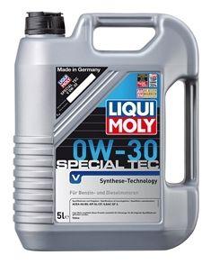Motorový olej Liqui Moly Special Tec V 0W30 5L