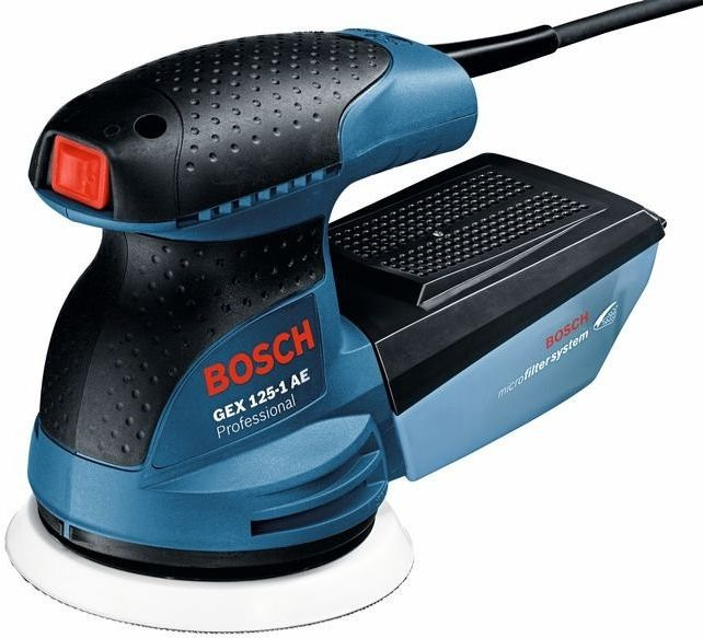 Excentrická bruska Bosch GEX 125-1 AE Professional, 0601387500