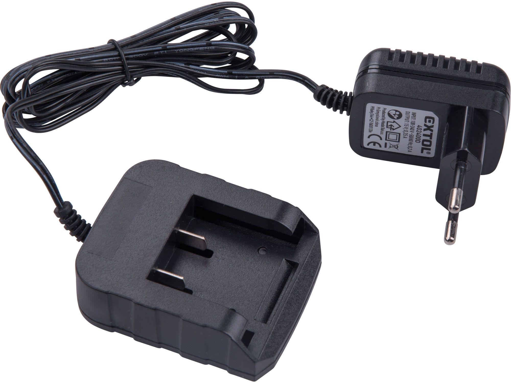 Nabíječka, pro 12V Li-ion baterie, vhodné pro 402400