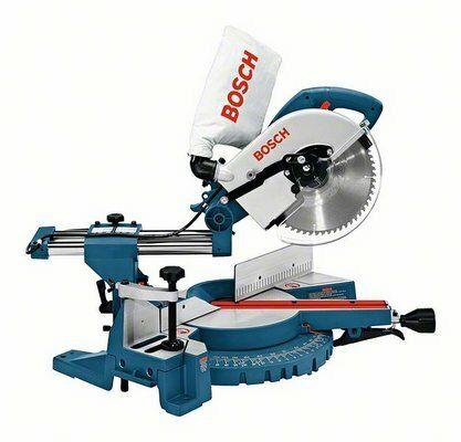 Pokosová pila Bosch GCM 10 S Professional, 0601B20508