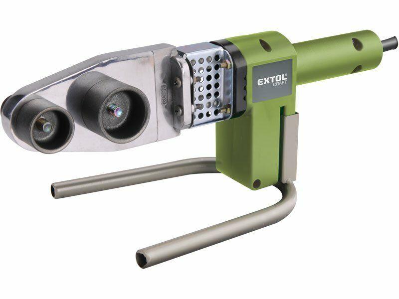 Zváračka polyfúzna nožová, 600W, 0-300°C, EXTOL CRAFT, 419311