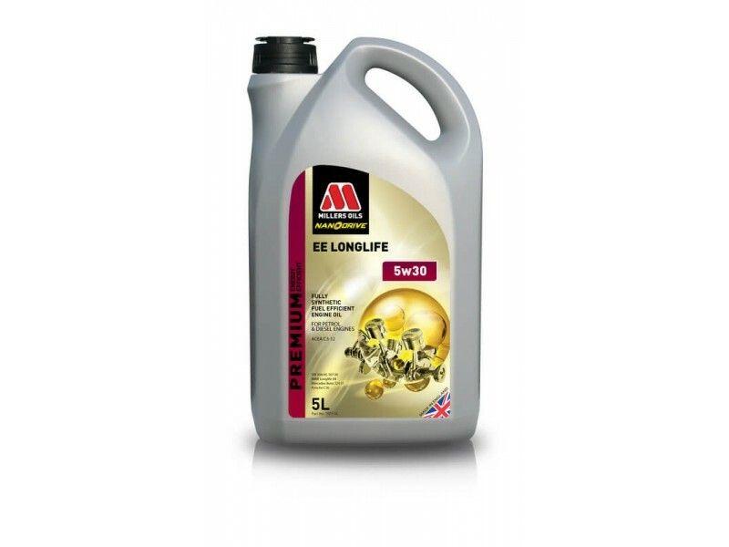 Millers Premium EE Longlife 5w30 5l