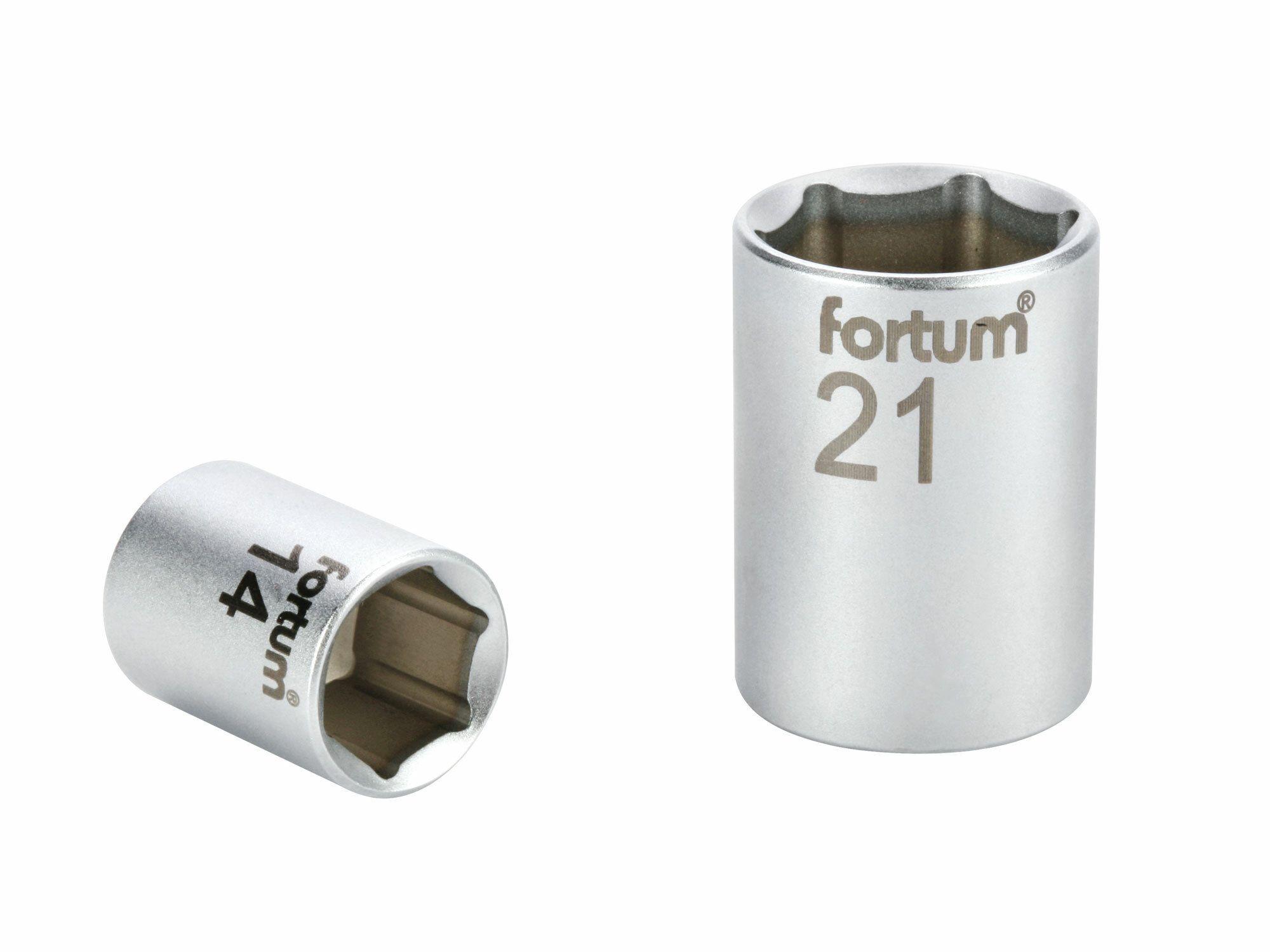 """Hlavice nástrčná, 1/4"""", 12mm, L 25mm, 61CrV5"""