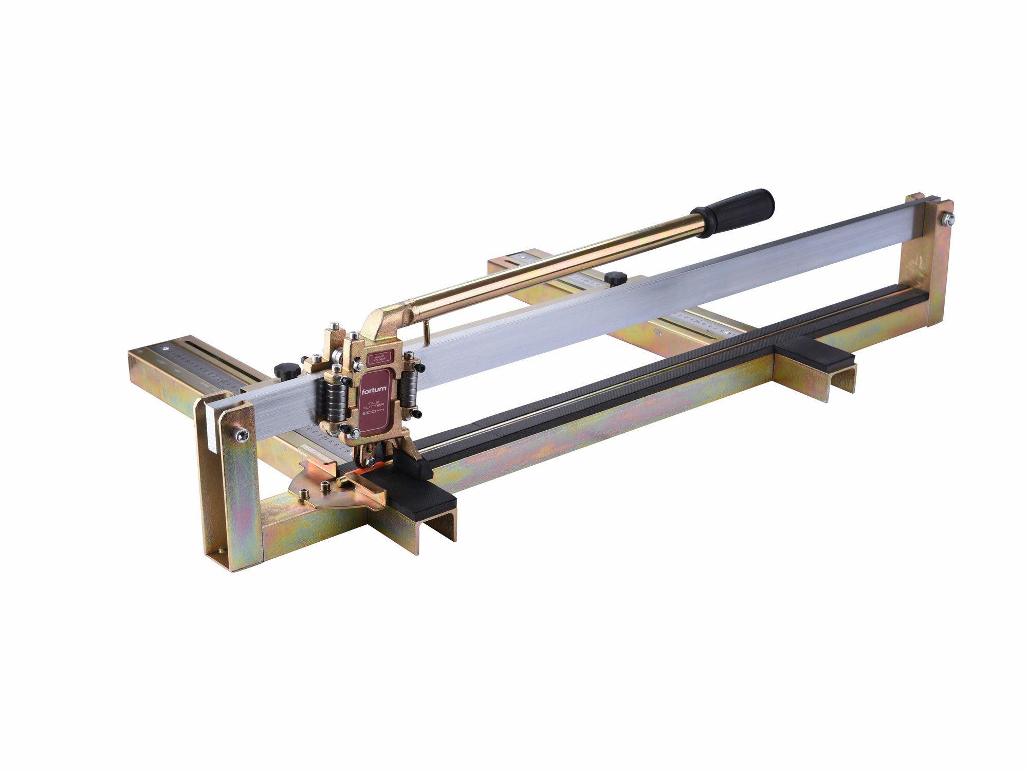 Řezačka obkladů profesionální, 1000mm, FORTUM