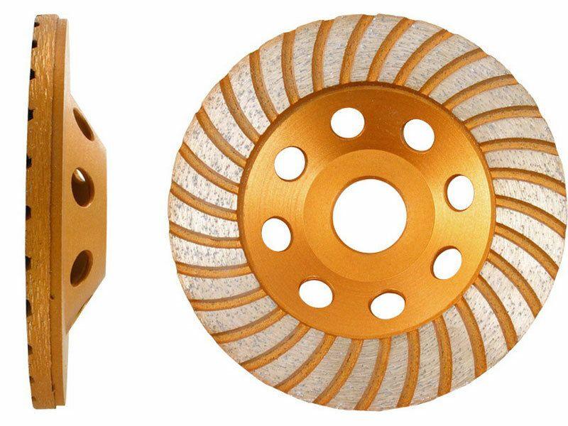 Kotúč diamantový brúsny, 125x22,2mm, EXTOL PREMIUM