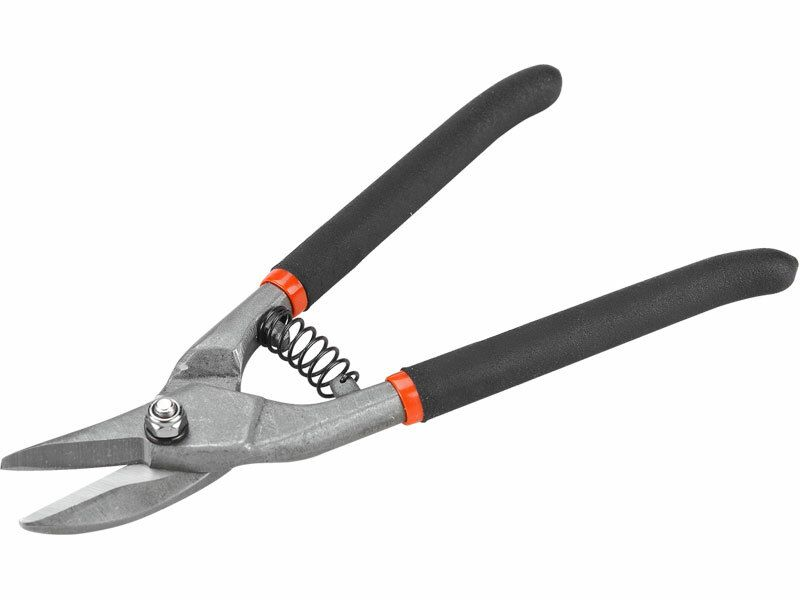 Nožnice na plech, 225mm, HCS, EXTOL PREMIUM