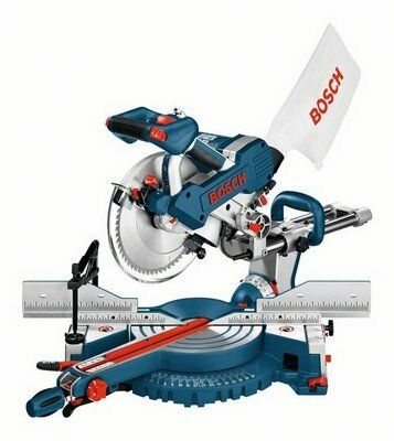 Pokosová pila Bosh GCM 10 SD Professional, 0601B22508