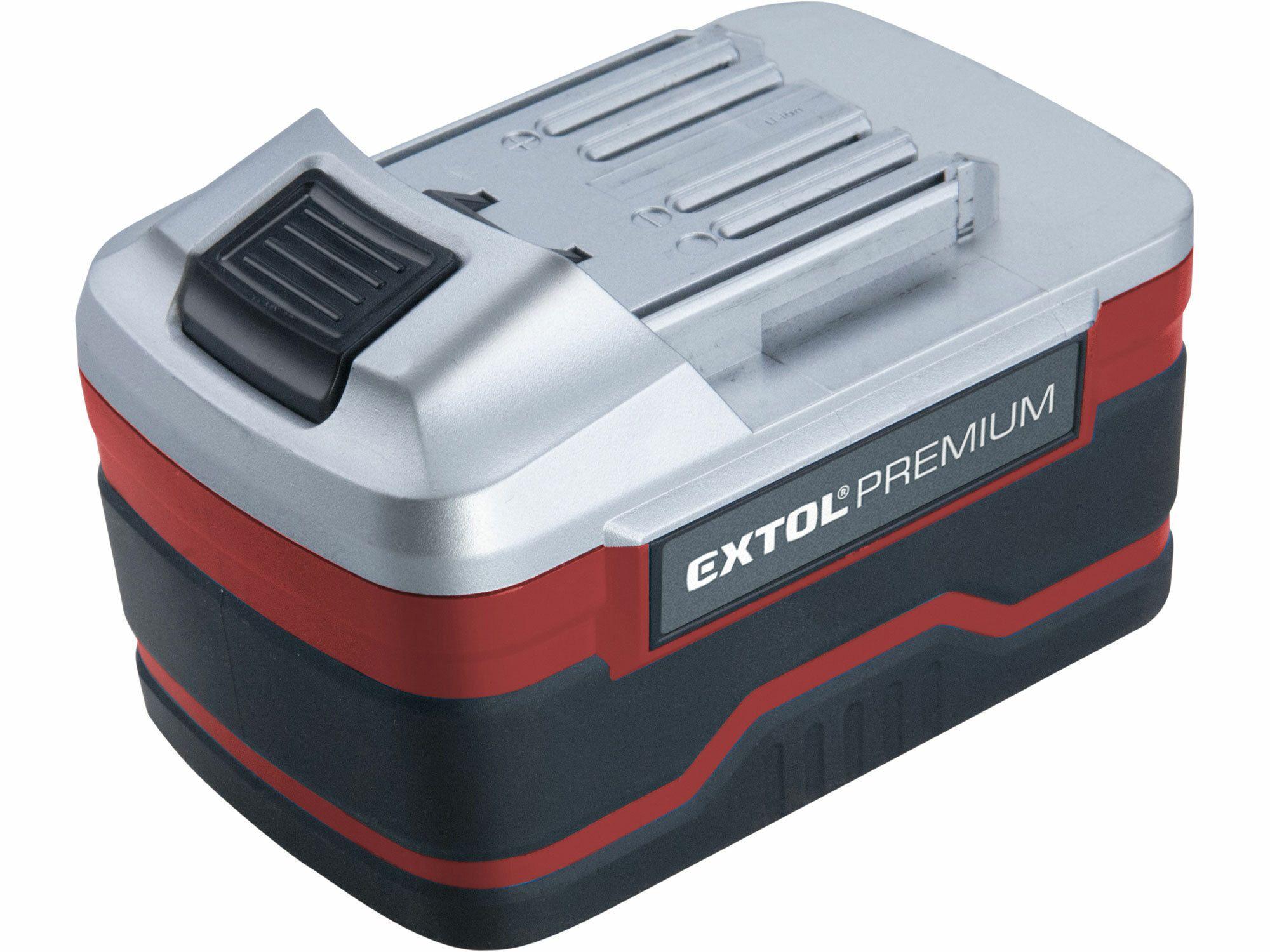 Baterie akumulátorová 18V, Li-ion, 3000mAh, pro 8891220, 8891110, a další