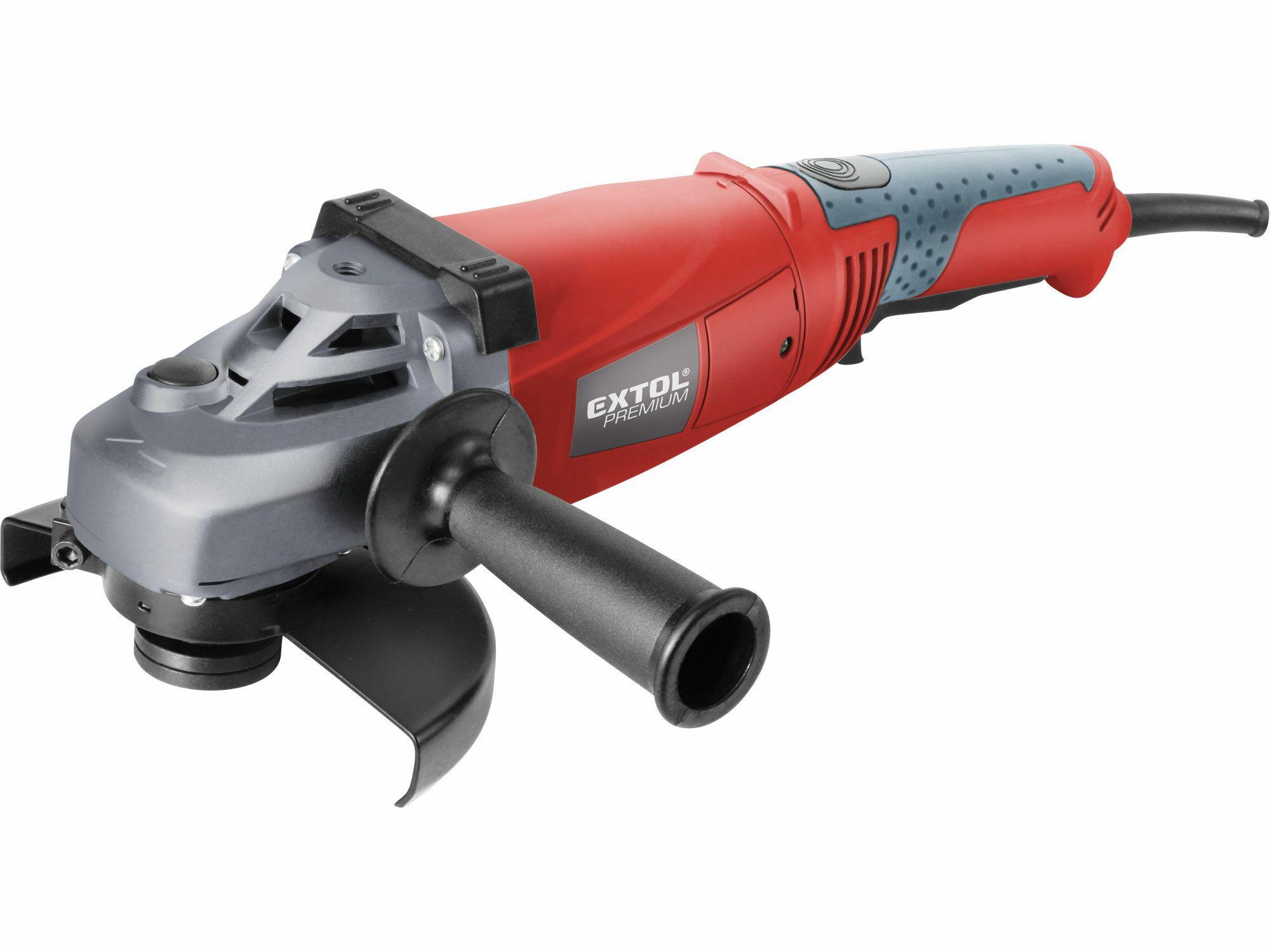 Brúska uhlová 1200W, 150mm, EXTOL PREMIUM, AG 150 AR, 8892018