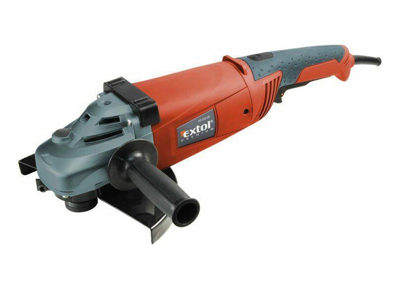 Brúska uhlová, 2350W, 230mm, EXTOL PREMIUM, AG 230 SR, 8892020