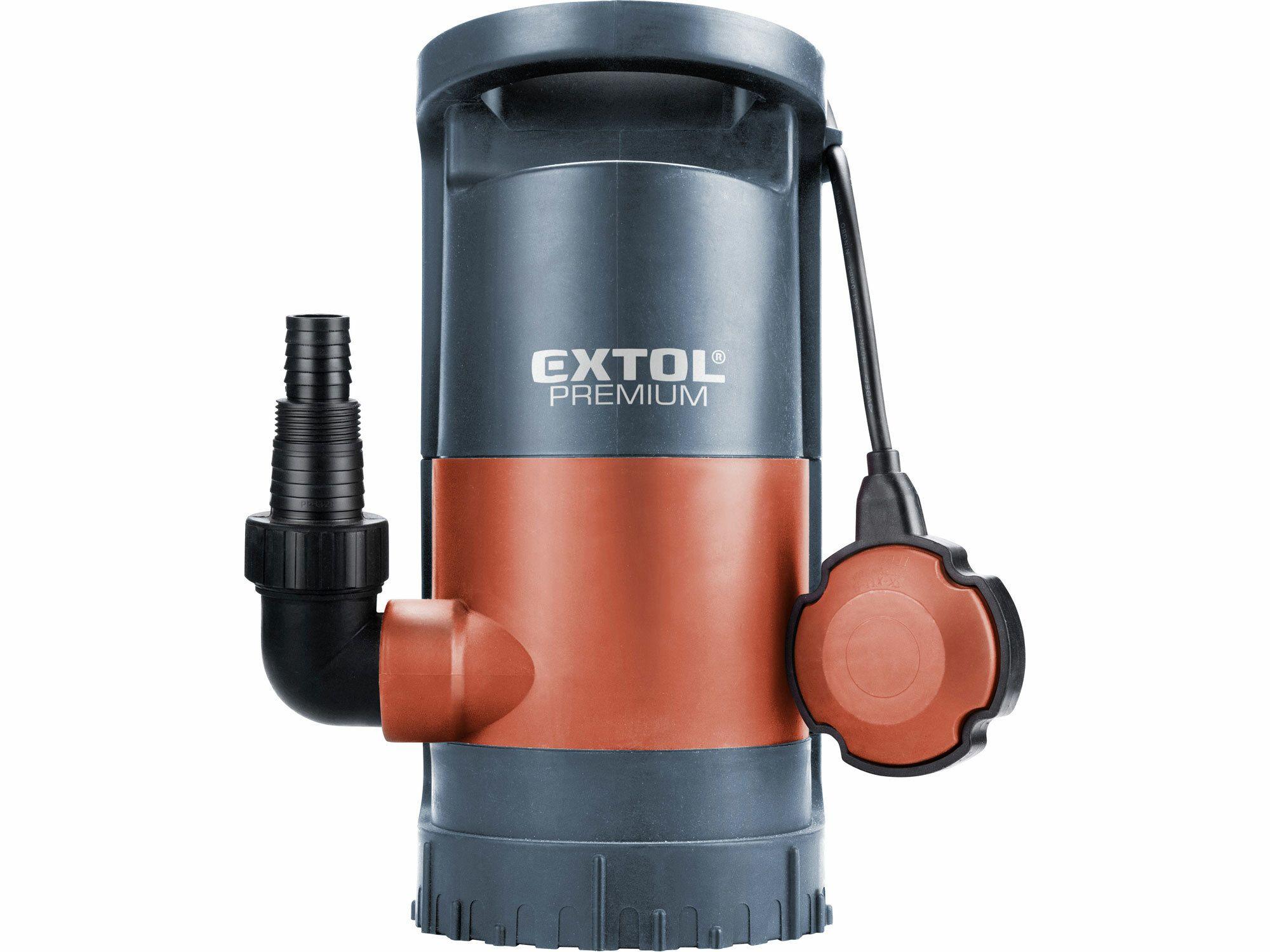 Čerpadlo na znečištěnou vodu 3v1, 900W, 13000l/h, 10m, SP 900, 8895013