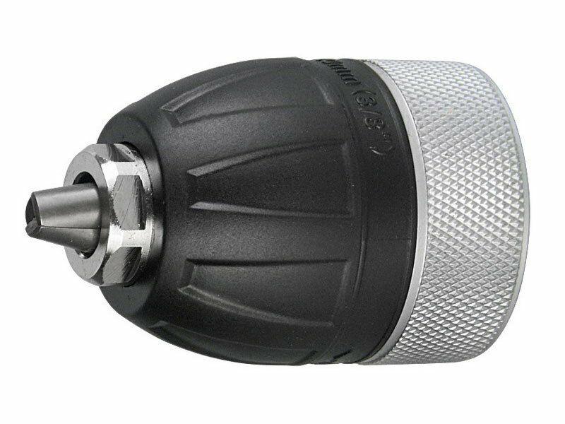 """Hlava rýchloupínacia skľučovadlová, 0,8-10mm, závit 3/8""""-24UNF, EXTOL PREMIUM"""