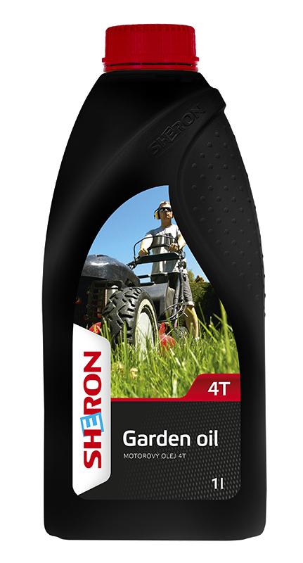 Garden Motorový Olej 4T 1 lt