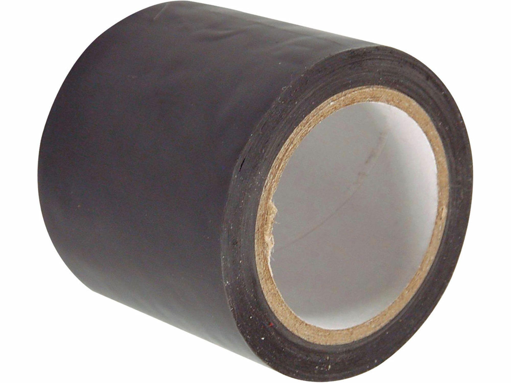 Páska izolační PVC, 50mm x 10m, tloušťka 0,13mm, černá