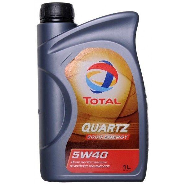 Motorový olej QUARTZ 9000 5W-40 1L Energy