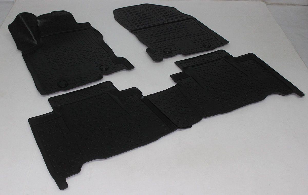 Gumové koberce Lexus NX (14-) (3D)
