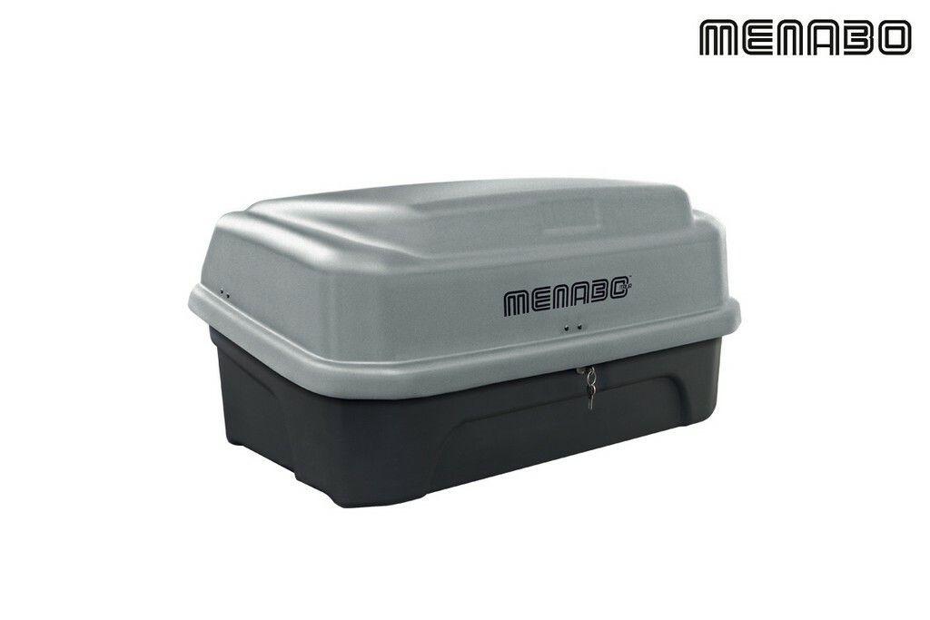 Box na tažné zařízení Boxxy, 330 litrů, MENABO