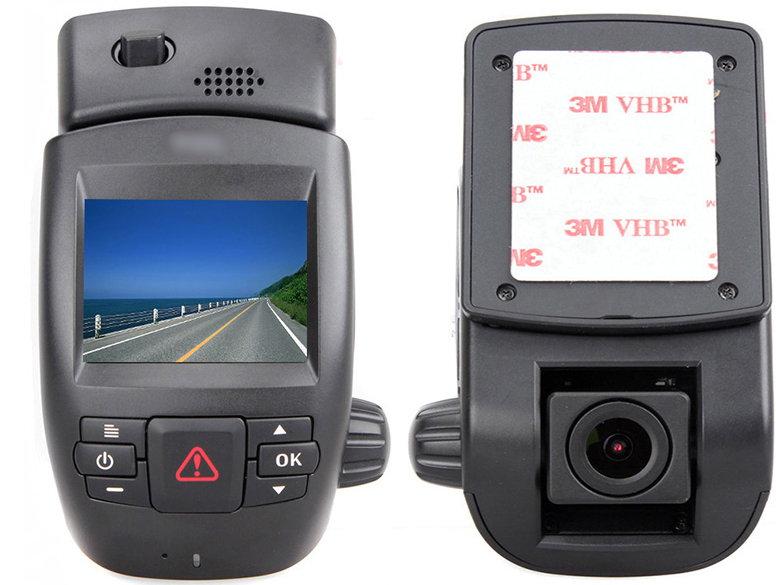 Palubní kamera Cel-Tec CD 30X GPS, CZ menu
