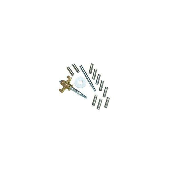 Narážecí kotvy do betonu 10ks pro D215825 DeWALT