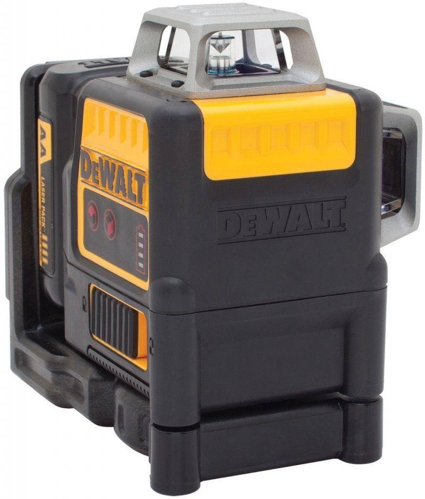 Aku křížový laser 2x360° 10,8V XR bez baterie DeWALT
