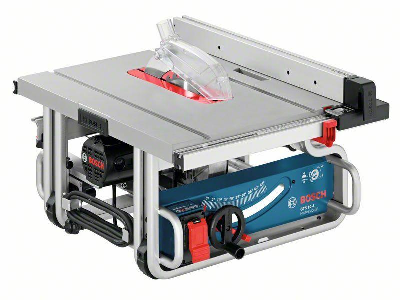 Stolní okružní pila Bosch GTS 10 J Professional, 0601B30500