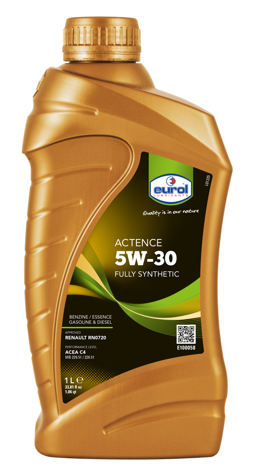 Motorový olej Eurol Actence 5W-30 1l