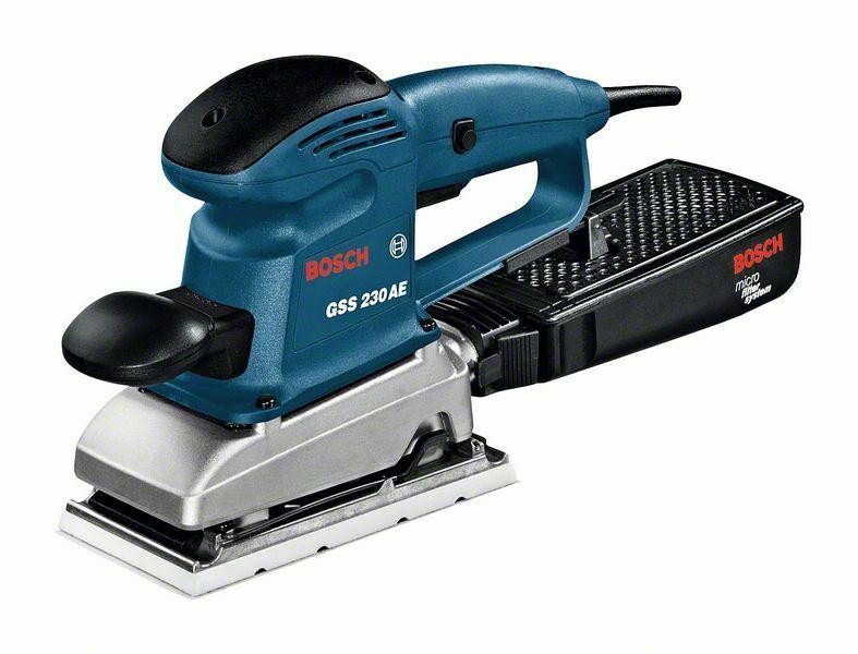 Vibrační bruska Bosch GSS 230 AE Professional, 0601292670