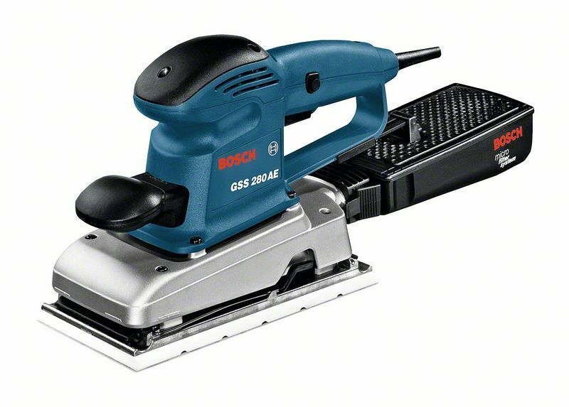 Vibrační bruska Bosch GSS 280 AE Professional, 0601293670