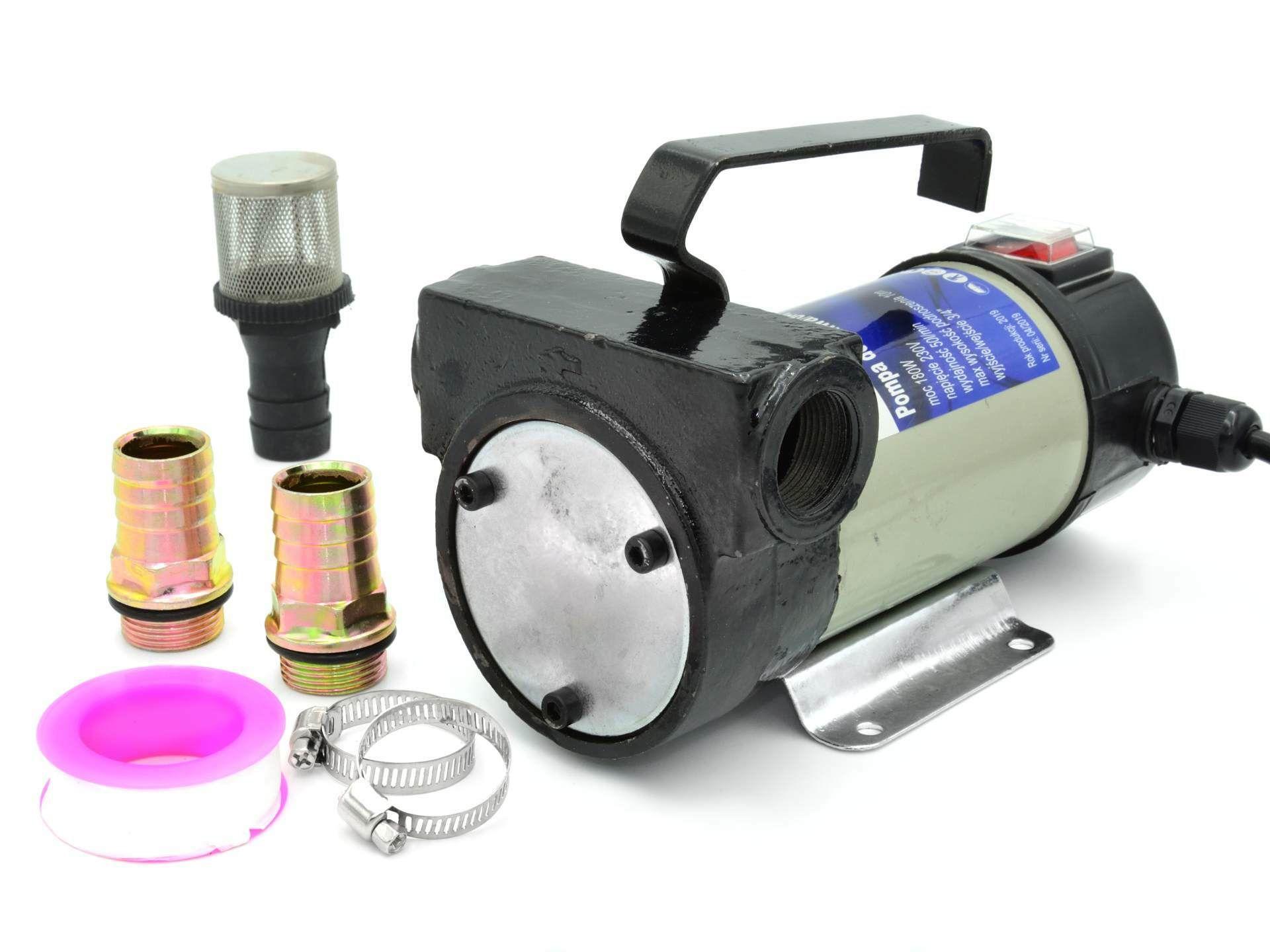 Palivové / olejové čerpadlo 230 V
