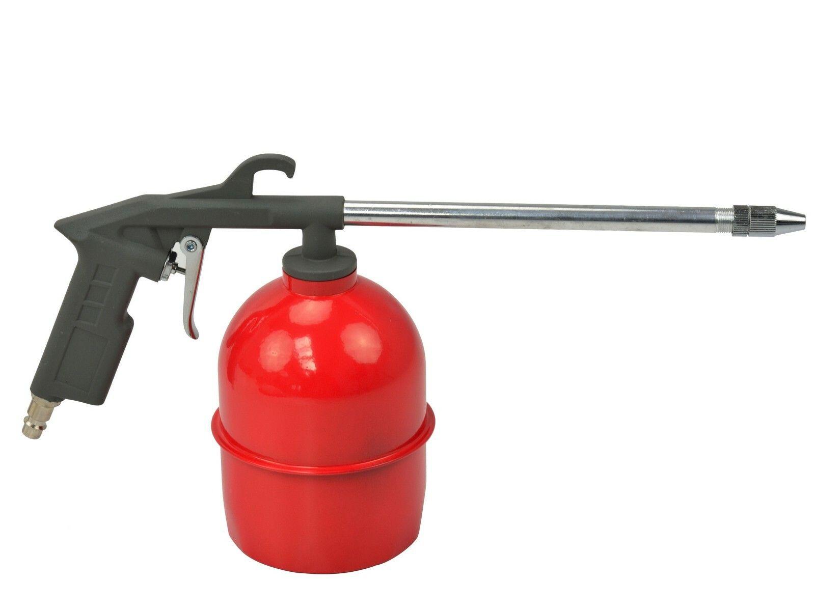 Pistole mlžící, max. 4-6bar, objem nádobky 950ml