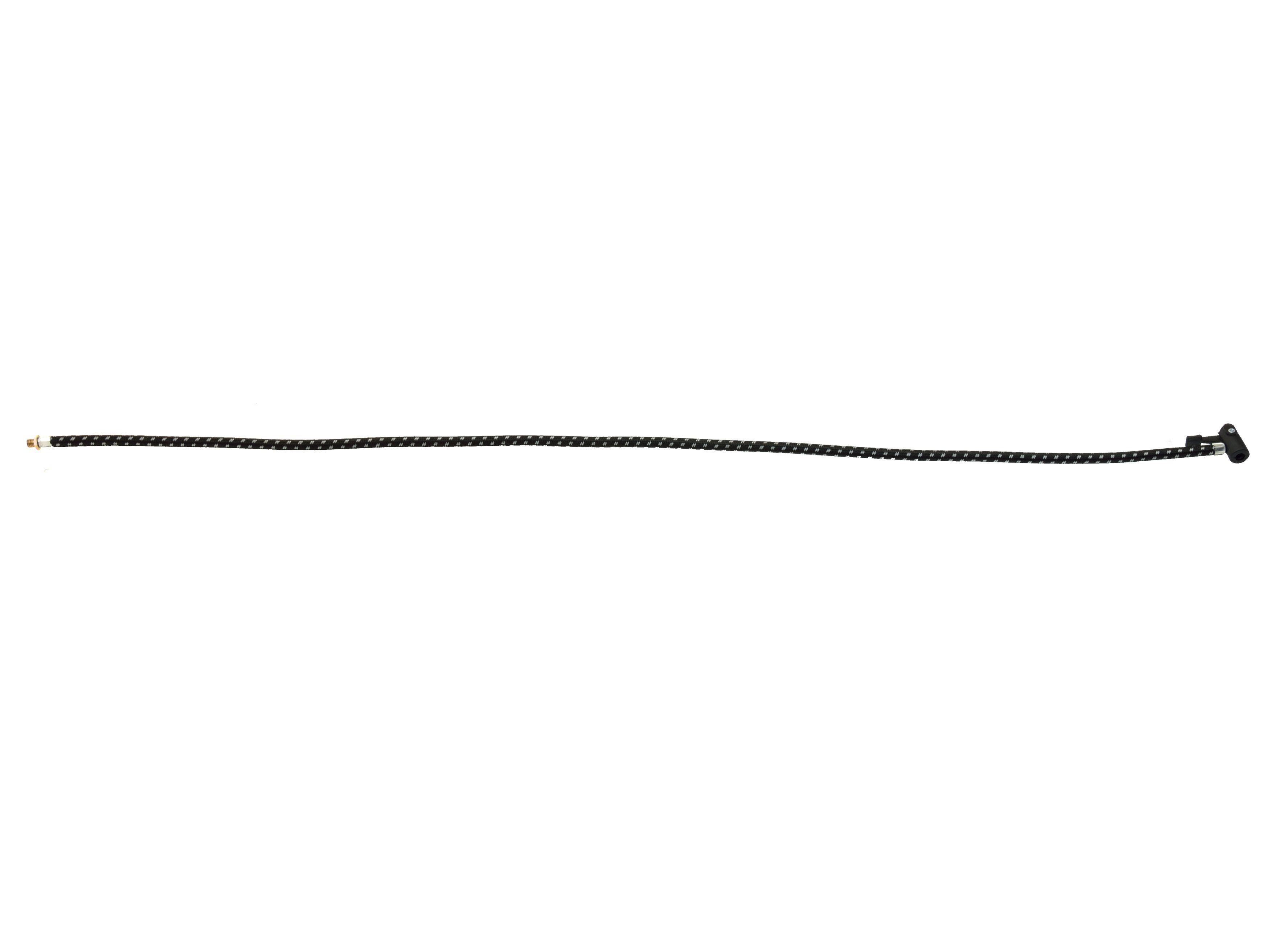 Propojovací hadice, 1000mm, spojení B2+A1, GEKO