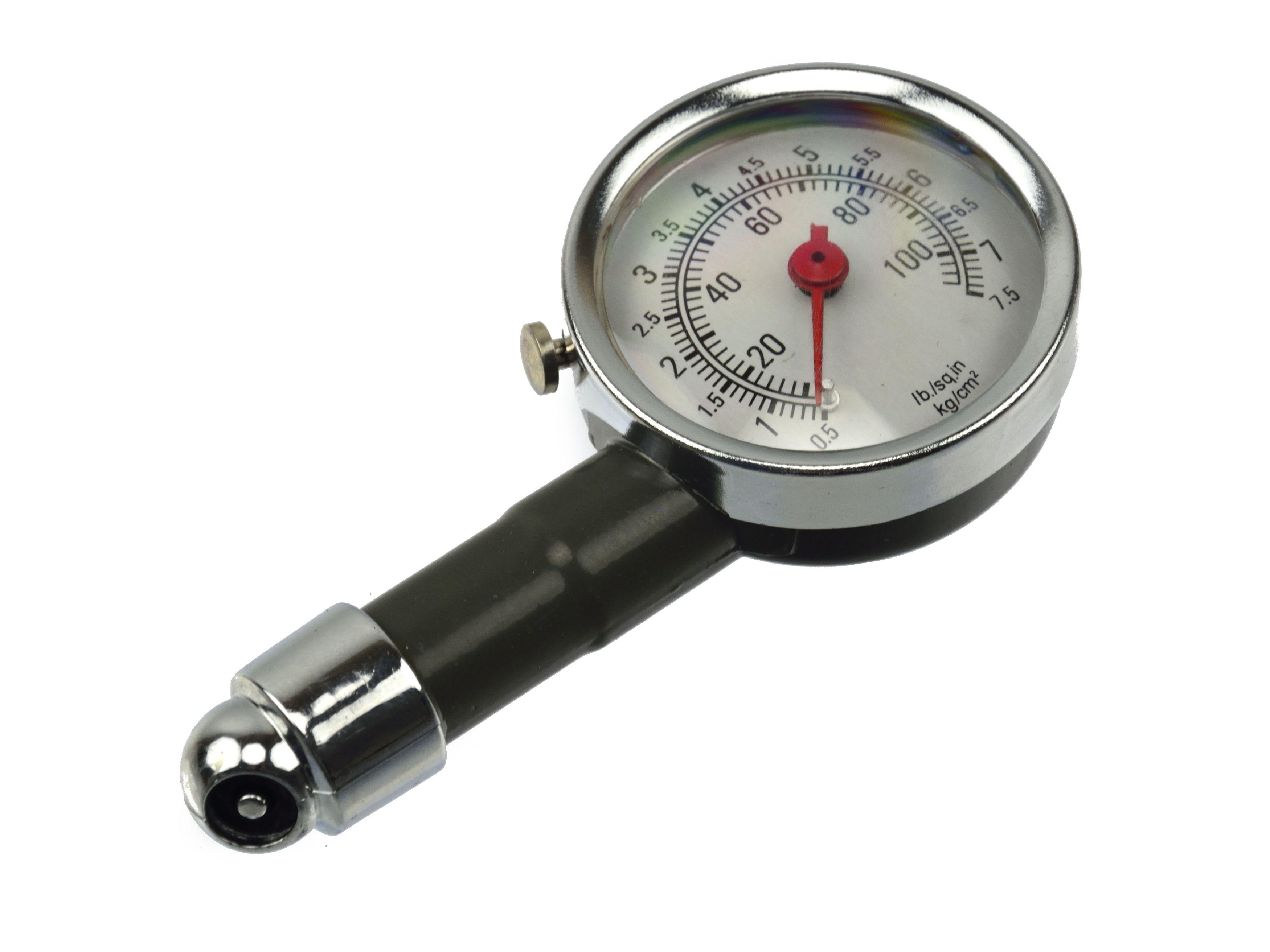 Měřič tlaku pneumatik, GEKO