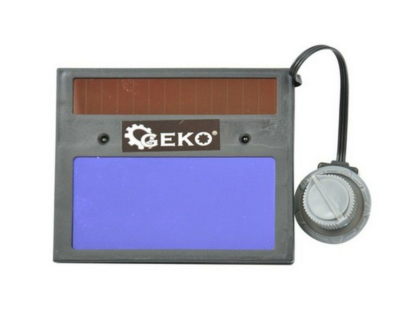Filtr samostmívací do svářečské kukly