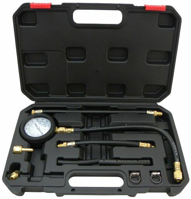 Tester tlaku zážehového motoru, GEKO