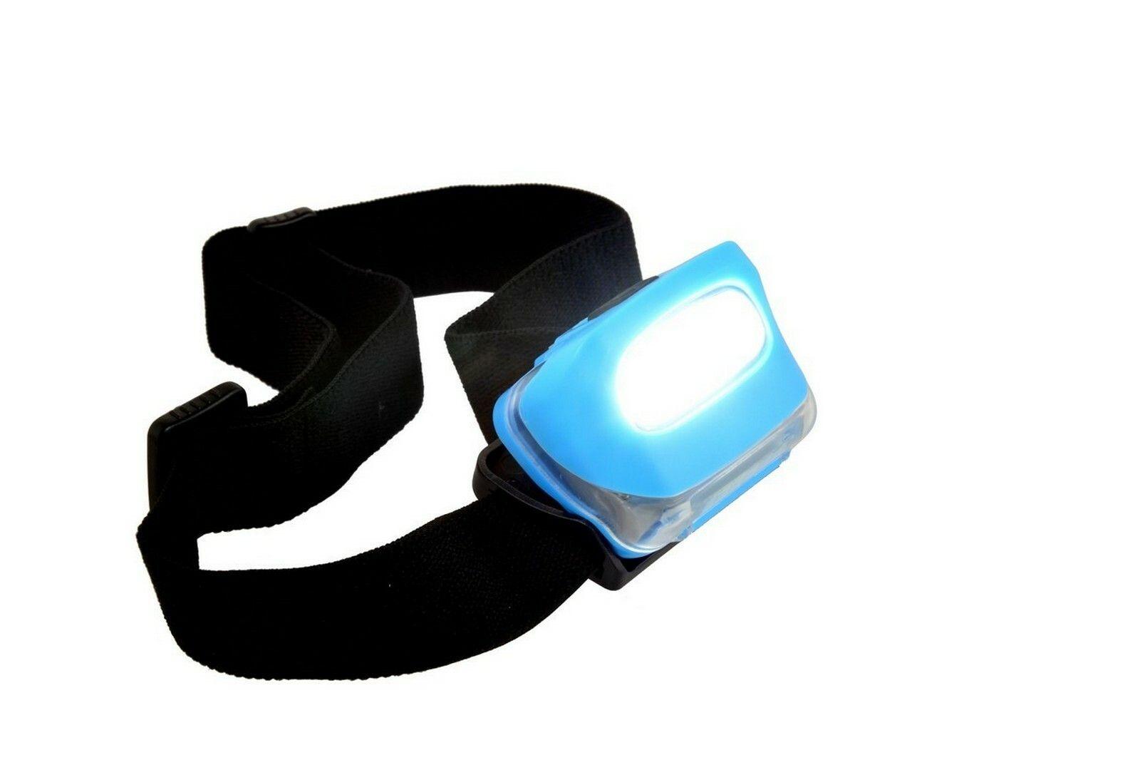 Pracovní čelová lampa, COB LED, XML 6, GEKO