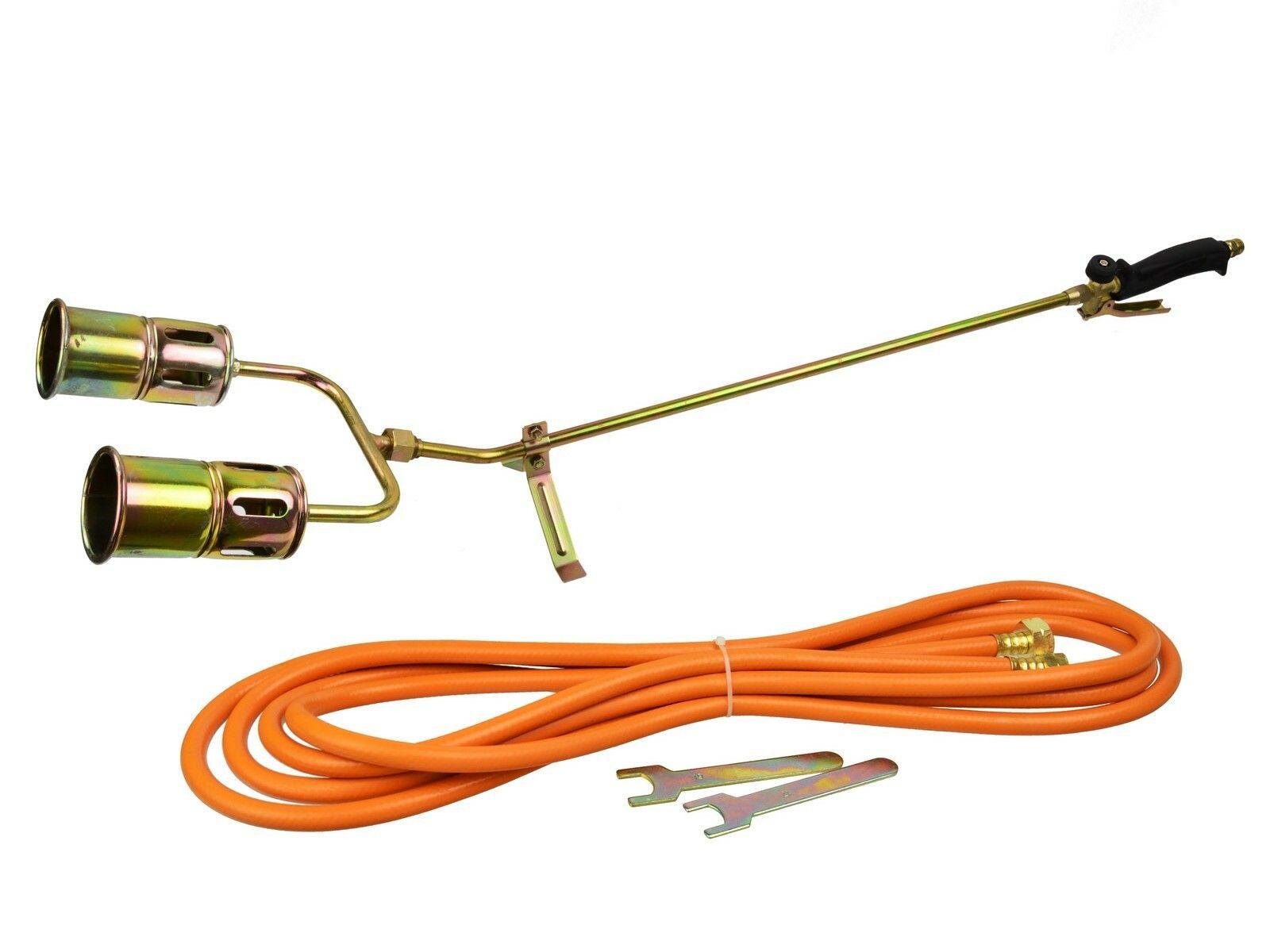Plynový hořák MAX-2 (850mm), 5m hadice