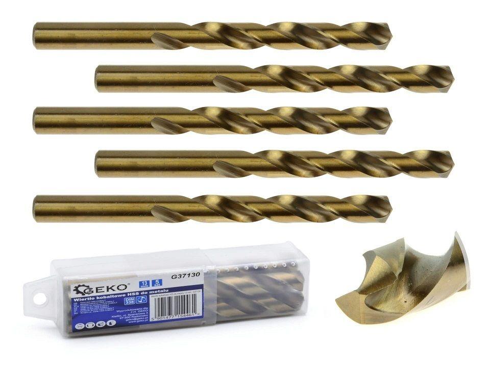 Vrták do kovu 10,5mm HSS, balení 5 ks